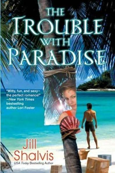 обложка книги The Trouble With Paradise