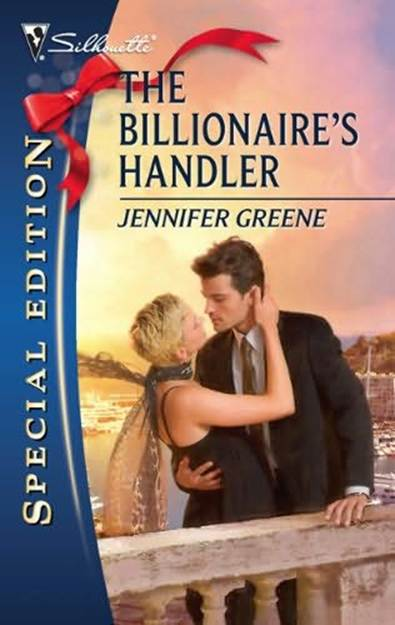 обложка книги The Billionaire's Handler