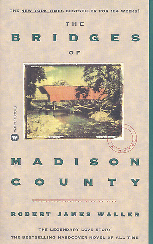 обложка книги The Bridges of Madison County