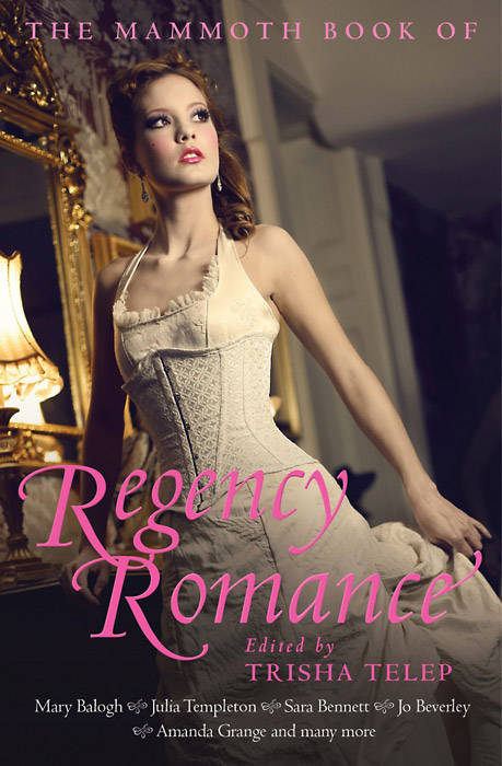 обложка книги The Mammoth Book of Regency Romance