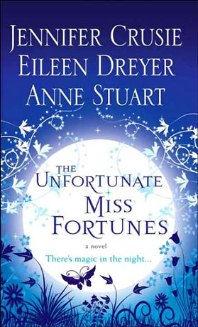 обложка книги The Unfortunate Miss Fortunes