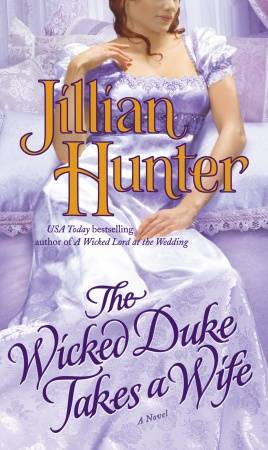 обложка книги The Wicked Duke Takes a Wife