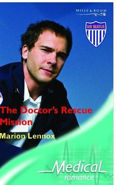 обложка книги The Doctor's Rescue Mission