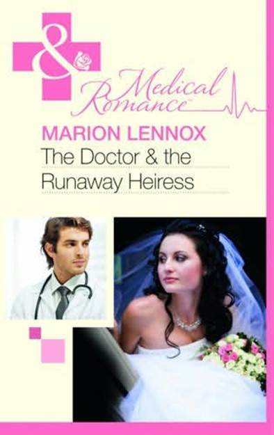 обложка книги The Doctor & the Runaway Heiress
