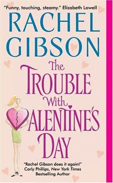 обложка книги The Trouble With Valentine's Day