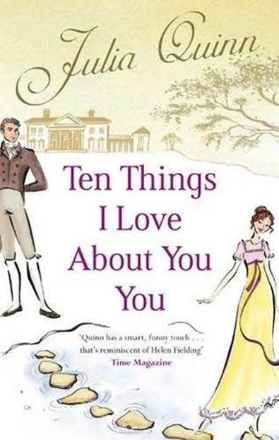 обложка книги Ten Things I Love About You