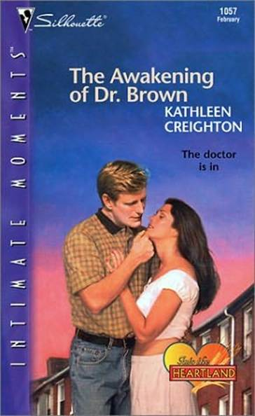 обложка книги The Awakening of Dr. Brown