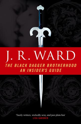обложка книги The Black Dagger Brotherhood: An Insider's Guide