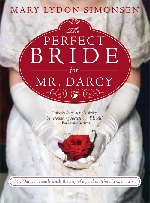 обложка книги The Perfect Bride for Mr. Darcy