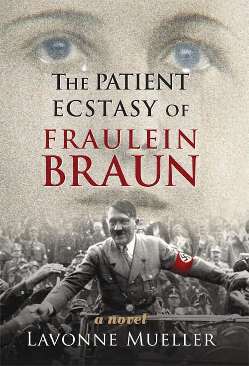 обложка книги The Patient Ecstasy of Fräulein Braun