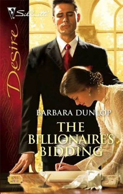 обложка книги The Billionaire's Bidding