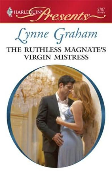 обложка книги The Ruthless Magnate's Virgin Mistress