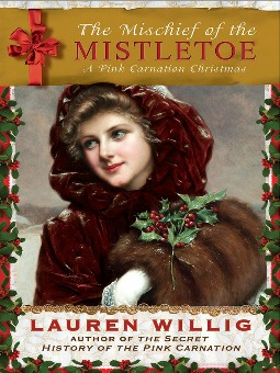 обложка книги The Mischief of the Mistletoe