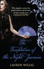обложка книги The Temptation of the Night Jasmine
