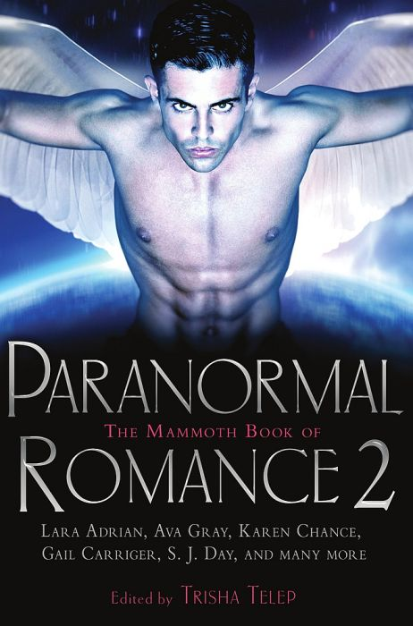 обложка книги The Mammoth Book of Paranormal Romance 2