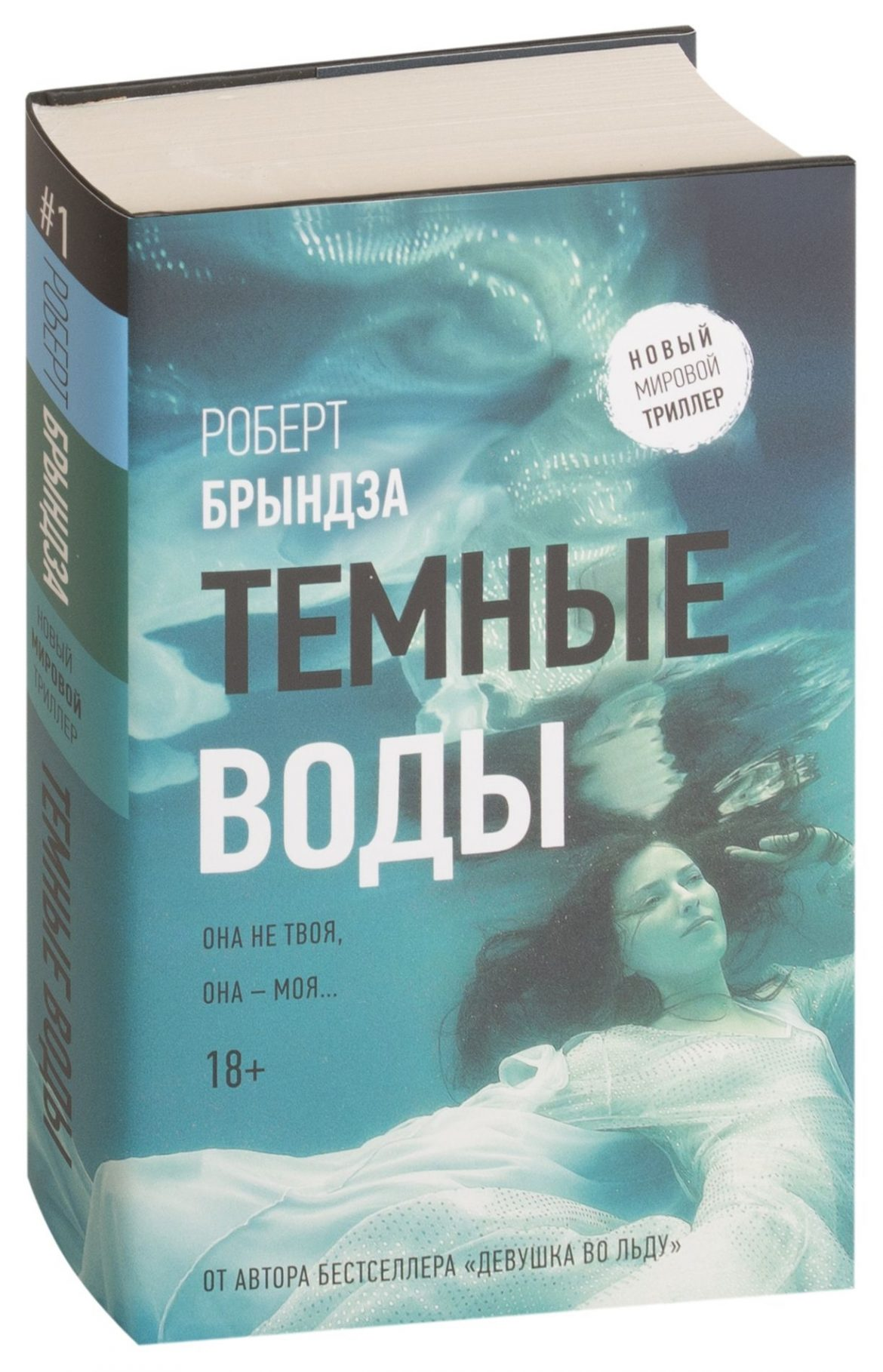 Темные воды — Роберт Брындза