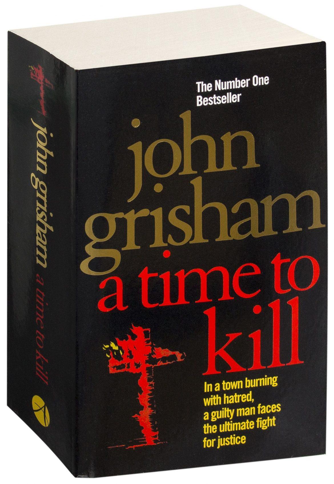 Пора убивать — Джон Гришэм