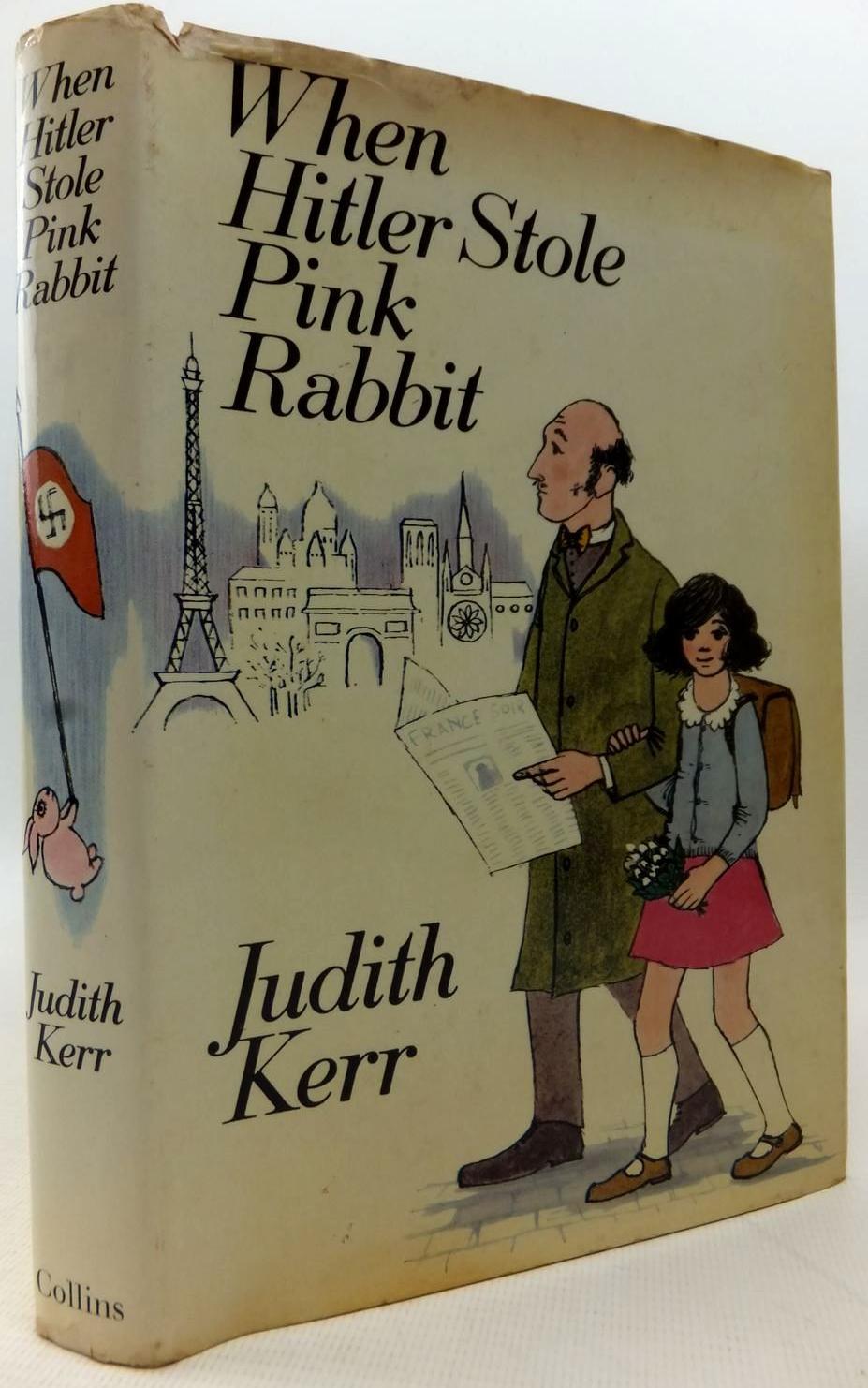 Как Гитлер украл розового кролика — Джудит Керр