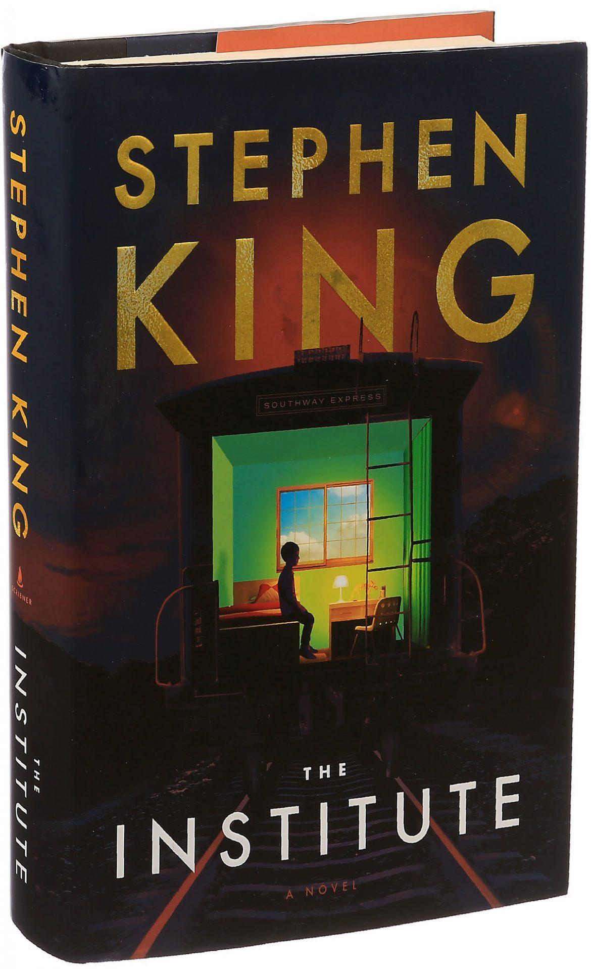 Институт — Стивен Кинг