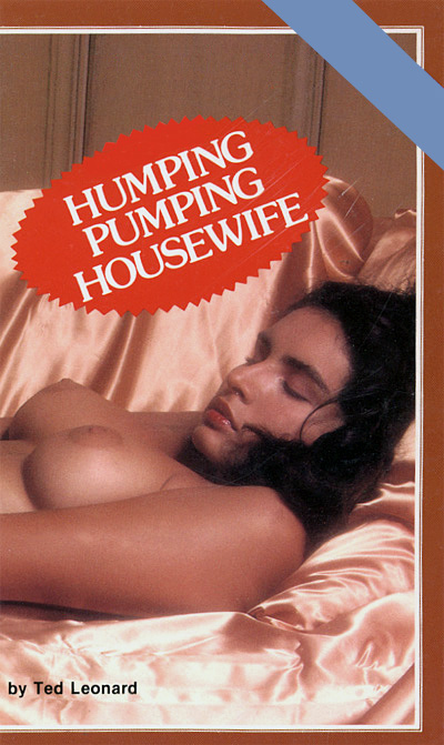 обложка книги Humping pumping housewife