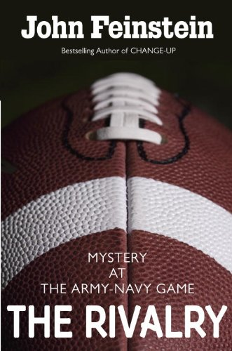 обложка книги The Rivalry: Mystery at the Army-Navy Game