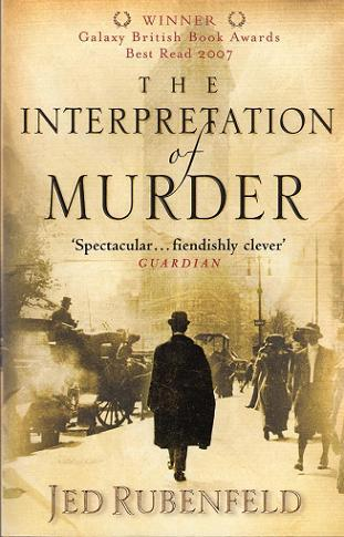 обложка книги The Interpretation of Murder