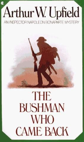 обложка книги The bushman who came back