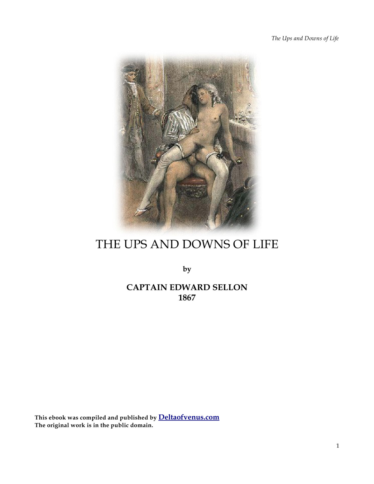 обложка книги The Ups and Downs of Life