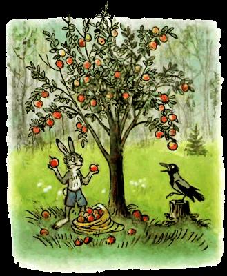 Изображение к книге Мешок яблок