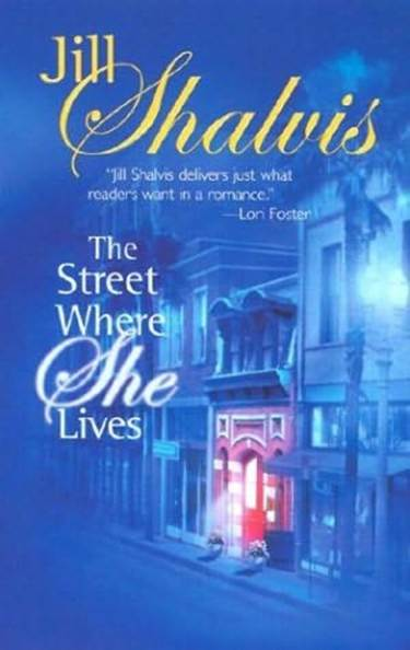 обложка книги The Street Where She Lives