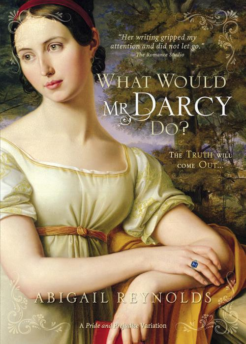 обложка книги What Would Mr. Darcy Do?