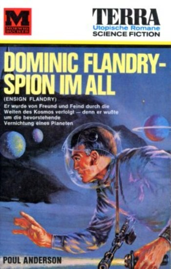 обложка книги Dominic Flandry – Spion im All
