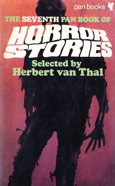 обложка книги The Seventh Pan Book of Horror Stories