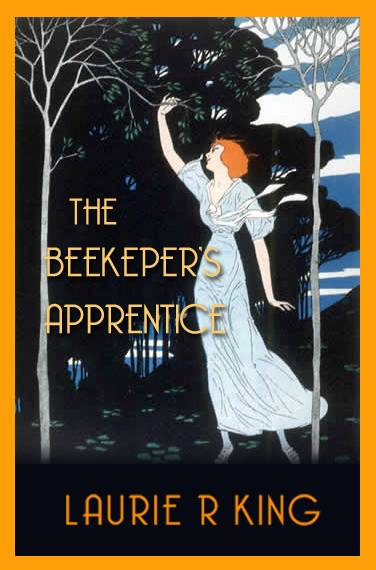 обложка книги The Beekeeper's Apprentice