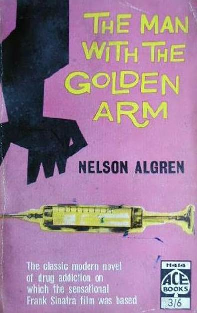 обложка книги The Man with the Golden Arm