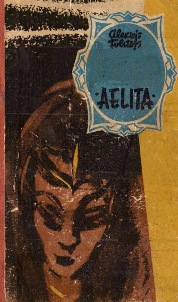 Изображение к книге AELITA