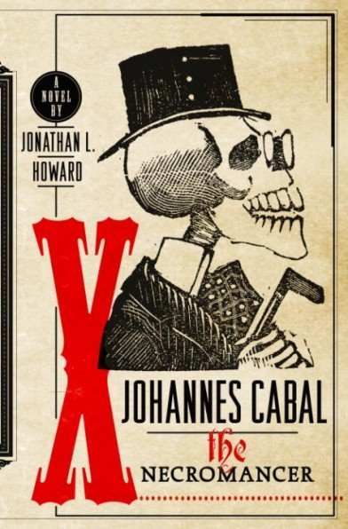 обложка книги Johannes Cabal the Necromancer
