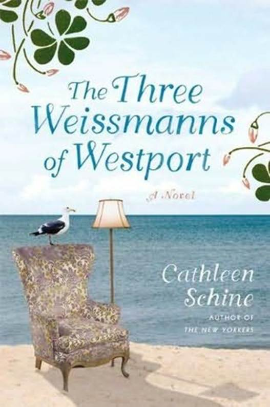 обложка книги The Three Weissmanns of Westport