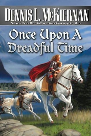 обложка книги Once upon a dreadful time
