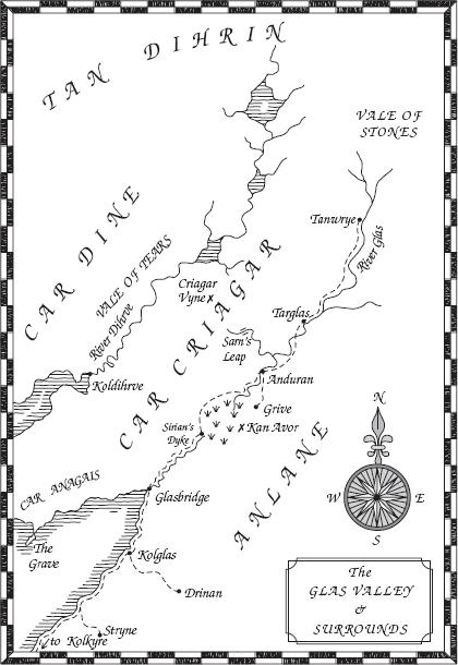 Изображение к книге Fall of Thanes