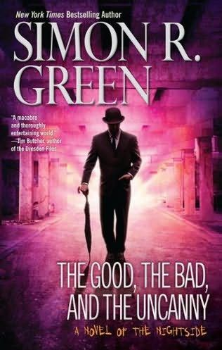 обложка книги The Good,the Bad and the Uncanny