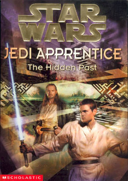 обложка книги Jedi Apprentice 3: The Hidden Past