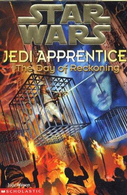 обложка книги Jedi Apprentice 8: The Day of Reckoning