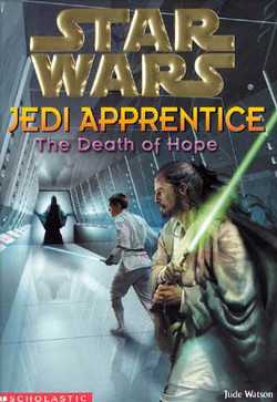 обложка книги Jedi Apprentice 15: The Death Of Hope