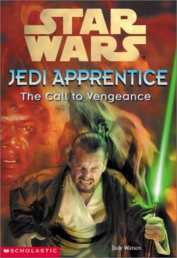 обложка книги Jedi Apprentice 16: The Call To Vengeance