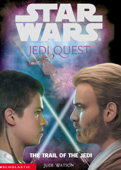 обложка книги Jedi Quest 2: The Trail of the Jedi