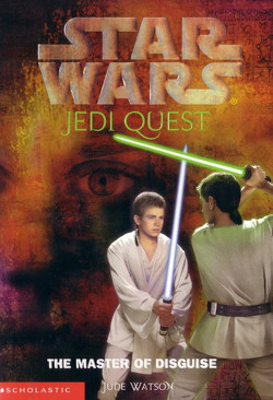 обложка книги Jedi Quest 4: The Master of Disguise