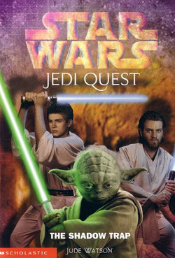 обложка книги Jedi Quest 6: The Shadow Trap