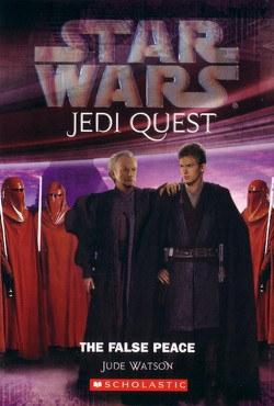 обложка книги Jedi Quest 9: The False Peace