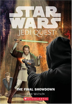 обложка книги Jedi Quest 10: The Final Showdown